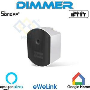 Sonoff DIMMER D1 SMART regolatore intensità SmartHome LED Luce DIMMERABILE WIFI