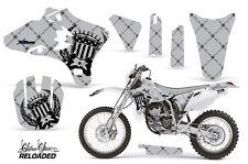 AMR Racing Yamaha YZ 250F/450F Shroud Graphic Kit MX Bike Decals 03-05 RELOAD KS