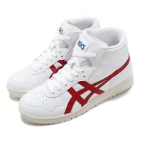 Asics Japan L White Classic Red Men Basketball Sportstyle Shoes 1191A313-100