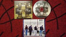 BOYZ II MEN **Yo Te Voy A Amar** VERY SCARCE 1995 Spain CD w/ SPANISH TRACKS**