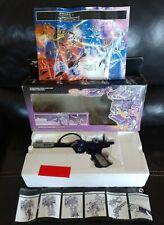 Vintage Rare Gen 1 G1 1984 Hasbro Box 1983 Toyco Shockwave Transformers W/insert