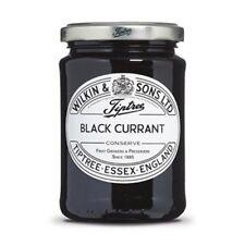 Tiptree Black currant Conserve (2 Jars x340g) Quality English Jam
