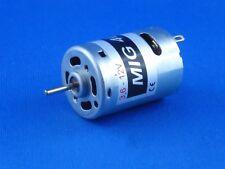 Moteur Électrique MIG 400-3Li pour Petit RC-Modelle,(3,6 V - 12V)