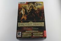 PC NEVERWINTER NIGHTS FORGOTTEN REALMS DELUXE EDITION COMPLETO PAL ESPAÑA