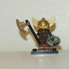 LEGO castle : Dwarf - minifig figurine personnage set 852702 battle cas430