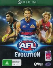AFL Evolution (Xbox One, 2017)
