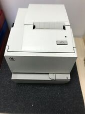 NEW* NCR POS MULTI FUNCTION THERMAL RECEIPT PRINTER 7167-9001-9001 NO CABLES