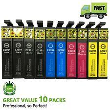 10x 29XL 29 XL Compatible ink For Epson XP235 XP332 XP335 XP245 442 435 printer