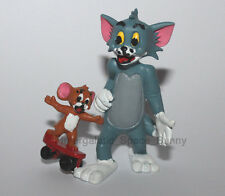 "1980's Spain PVC Tom & Jerry 3"" Figure Comic Style Spainish Cartoon Figure #3"