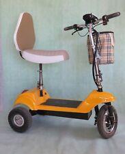 tricycle électrique pliable pour adulte