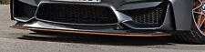 BMW F82 M4 Coupe GTS Front Carbon Fiber Spoiler & Front Splitter F80 M3 F82 F83