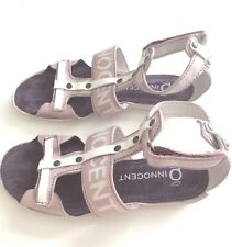 Girl's Sandals 100% Genuine Leather 32 european size