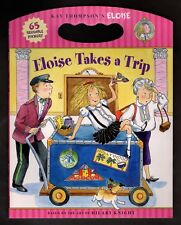 Eloise Takes a Trip - 65 Reusable Stickers  NEW -  FREE  S/H  Offer w/ Multiples