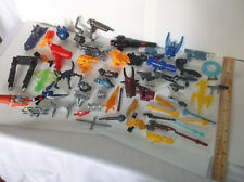 transformers-action figures-lot of 50-parts & accessories-2000-fair