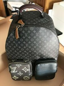 New Louis Vuitton Multipocket Backpack M45455-Virgil Abloh Patchwork Collection