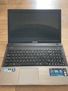 Asus K55VD Laptop No Ram No Hard drive No power