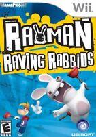 Rayman Raving Rabbids - Nintendo  Wii Game