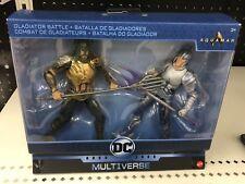 DC Universe Multiverse Wave Aquaman Gladiator Orm Set 2-pack 2-pk Movie Figure