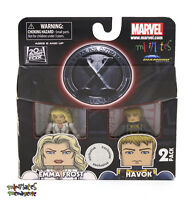 Marvel Minimates TRU Toys R Us X-Men First Class Movie Emma Frost & Havok