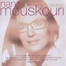 NANA MOUSKOURI - COLLECTION  CD NEU