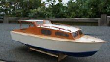 Sea Rover Boat Model Wooden boat kit Lesro models Les Rowel