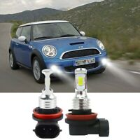 Fits Mini One R56 100w Clear Xenon HID High//Low Beam Headlight Headlamp Bulbs