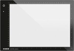 Kaiser 2454 LED-Leuchtplatte slimlite plano 5000 K 32x22,8cm Diazubehör