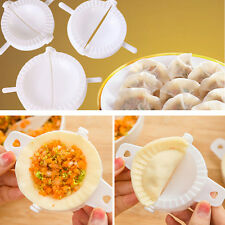 3Pcs Chinese Dumpling Dough Press Quick Maker Pizza Empanada Mold