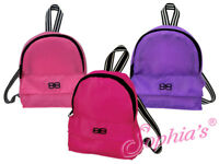18 Inch Doll Backpack - Book Bag - Doll Accessories - Fits American Girl Dolls