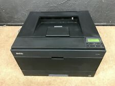 ⭐ Dell 2350DN Laser Printer Parallel USB Ethernet Network Duplex TESTED ✅❤️️