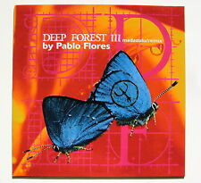 DEEP FOREST III by PABLO FLORES....MADAZULU....MAXI 45T