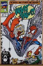What the--?! #14, 1991, NM