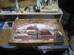 "Vintage Bachmann Harry Potter ""Hogwarts Express"" HO Train Set NIB  #00638"