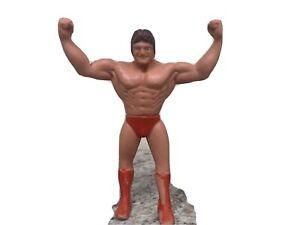 N Vintage WWF LJN Bendies Paul Orndorff - Mr Wonderful! Bendie by Titan Sports!