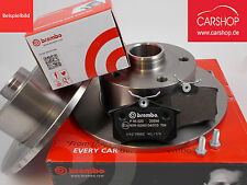Brembo Bremsscheiben+Beläge Vorderachse OPEL/ASTRA/CORSA 08447510 P59011