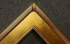 "3"" Gold leaf Ornate Classic Picture Frame Wedding Gallery PLEIN AIR M2G 20x24"