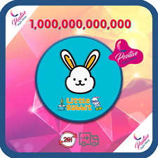 1,000,000,000,000 - LITTLE RABBIT - CRYPTO MINING CONTRACT - Crypto Currency 🐰
