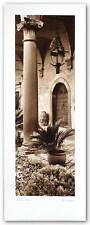 PHOTO ART PRINT Portico Umbria by Alan Blaustein
