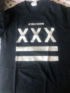 Dischord Records t shirt Small Flex Your Head DC HxC Fugazi