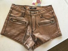 Cotton Blend Casual Regular Size Shorts for Women