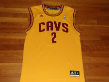 ADIDAS CLEVELAND CAVALIERS KYRIE IRVING BASKETBALL JERSEY MENS MEDIUM EXCELLENT