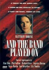 and The Band Played on 0026359096228 With Matthew Modine DVD Region 1