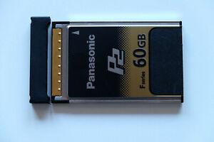 Panasonic P2 Speicherkarte 60 GB Fseries