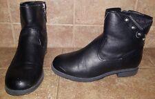 Michael Kors Stefani Black Boots in size 5 US/36 EU