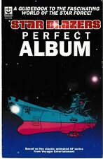 Star Blazers Perfect Album (Space Battleship Yamato) - Graphic Novel - Very Rare