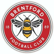 Brentfort FC Club Soccer Vinyl Sticker Decal