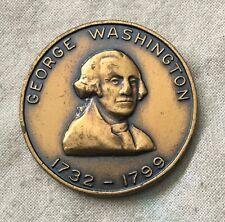 George Washington, Mount Vernon, Virginia Medal