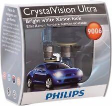 Philips 9006 CrystalVision ultra Upgrade Headlight Bulb (Pack of 2)