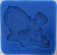 Cherub Cupid Mini Silicone Mold for Fondant, Gum Paste & Chocolate - NEW