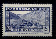 ANDORRE FRANCAIS 1937-1943 - 91 ANDORRE-LA-VIEILLE - NEUF LUXE **